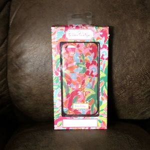 """Lily Pulitzer NWT cover for iPhone 5 """"Lulu"""""""